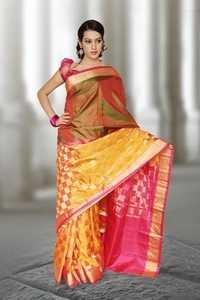 Designer Silk Sarees - D 966