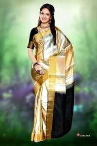 Fancy Silk Sarees - D 983