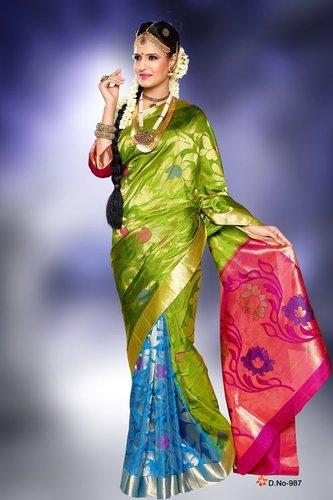 Silk Sarees - D 987