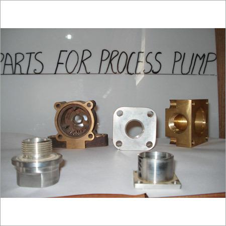 Process Pump Casting Parts