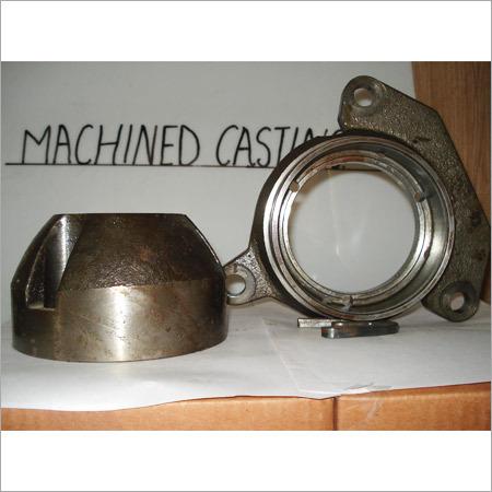 Machined Ferrous Castings