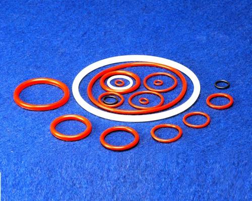 O-Rings - (Silicone/VitonAR/EPDM/Neoprene/Nitrile)