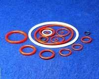 O-Rings - (Silicone/Viton®/EPDM/Neoprene/Nitrile)