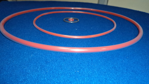 FEP Encapsulated Silicone O-Rings