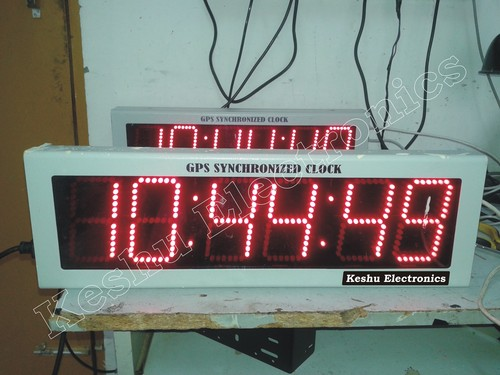 GPS Clock 100mm