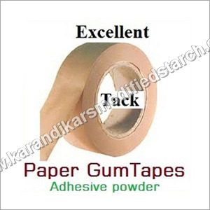 Paper Gum Tape Adhesive