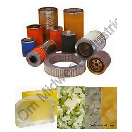 Filters Hot Melt Adhesives