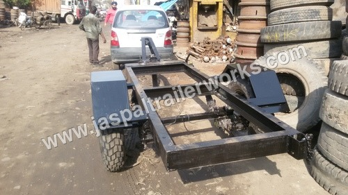 Four Wheeler Generator Trailer