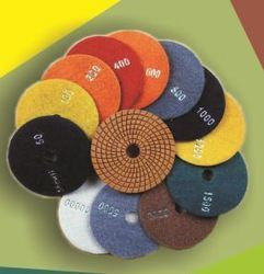 Round Flexible Pads