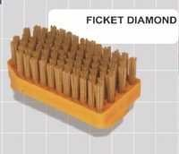 Ficket Diamond Brushes