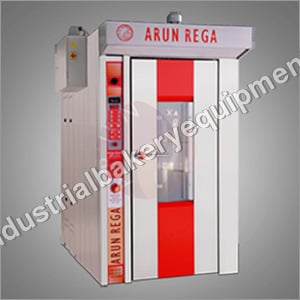 Rotor Oven Rear Heat Exchanger