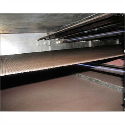 Direct Gas Fired (DGF) Oven