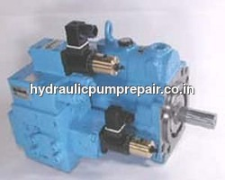 Nachi Hydraulic Piston Pump Repairing