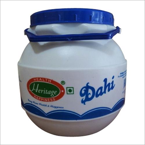 5 Kg Plastic Matka For Dahi