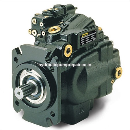 Parker Hydraulic Pump Repair