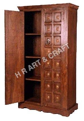 Stylish Wooden Almirah