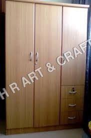 Fancy Wooden Almirah