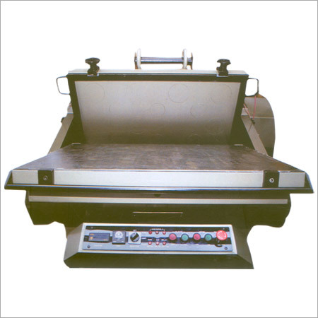 Heavy Duty Platen Punching Machine (Standard Features)