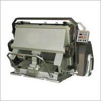 Platen Punching & Creasing Machine