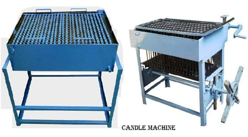 INSTALL SMALL & COTTAGE WEX CANDEL MACHINERY & MOULDS URGENTLY SALE IN BHOPAL M.P