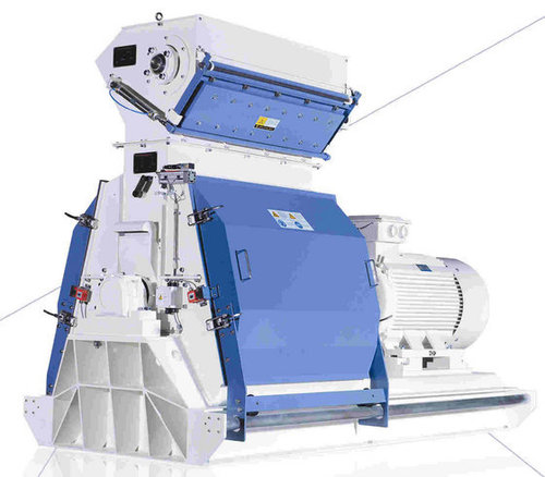 Full Circle Hammer Mill with Feeder