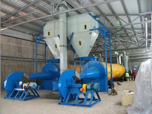 Vertical Pallet Mill