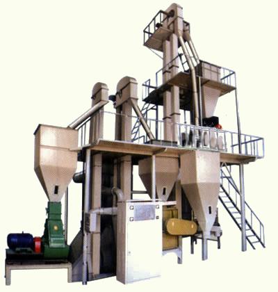 Poultry Feed Pellet Mill