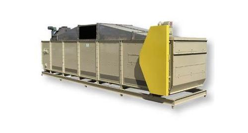 Horizontal Pellet Cooler