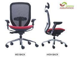 Godrej Full Back Chairs