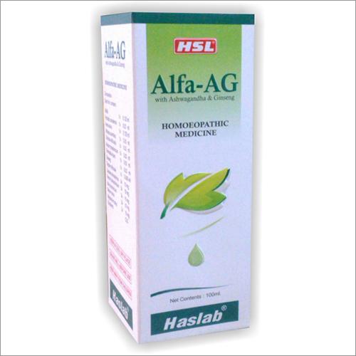 Alfa Ag Tonic
