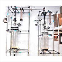 Jacketed Distillation