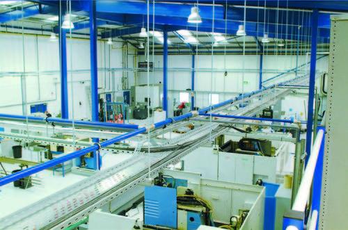 Modular Aluminium Pipeline System