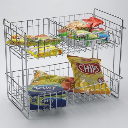 Multi Functional Wardrobe Basket