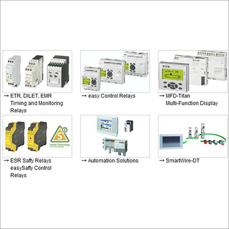 Safety Control Relay