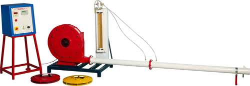 Centrifugal Blower Test Rig (Variable Speed With Dc Motor)