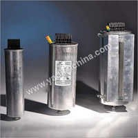 Cylindrical Environmental Low Voltage Shunt Capacitor