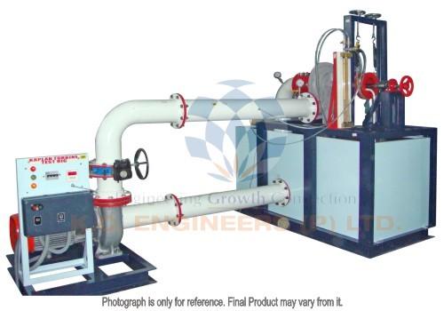 Kaplan Turbine Test Rig