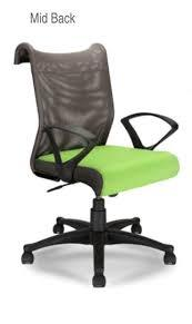 Godrej Mesh Mid Back Chair