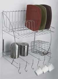 Wall Mounted Multi Utility Racks