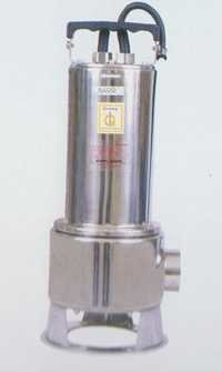 Non Clog Sewage Submersible Pumps