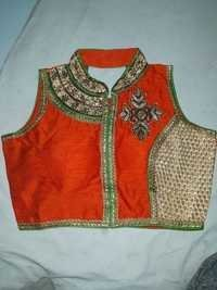 LATEST READYMADE FANCY BLOUSE   2