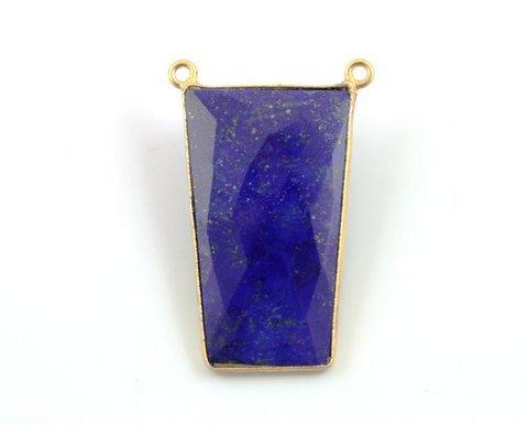 Lapis Lazuli Gemstone Connectors