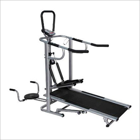Multifunction Manual Treadmill