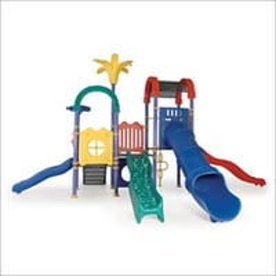 Childrens Park Play Equipment