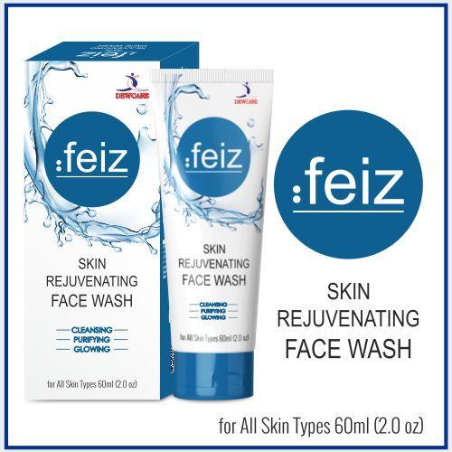 Clean & Light Face Wash Glycolic Acid + Lactic Acid + Salicylic Acid + Vitamin-E + D-Panthenol