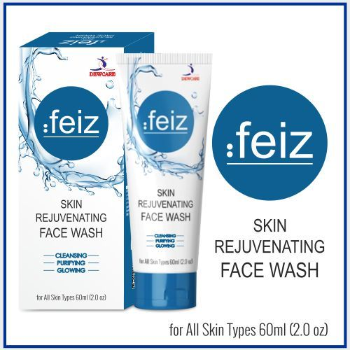 Clean & Light Face Wash Glycolic Acid + Lactic Acid + Salicylic Acid + Vitamin-E + D-Panthenol