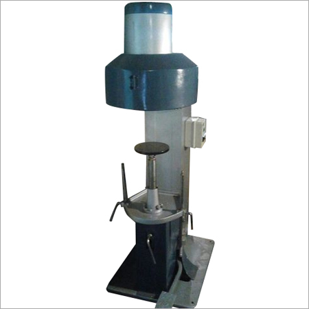 Automatic Single Head Can Seaming Machinea