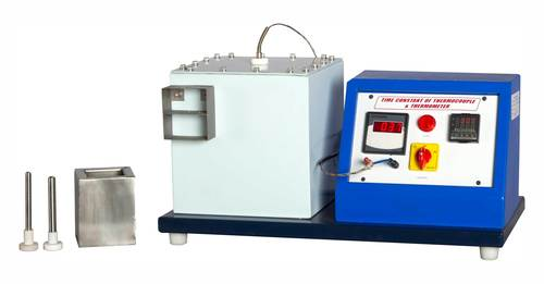 Time Constant of Thermocouple & Thermometer