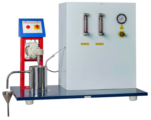 Continuous Stirred Tank Reactor - Compressed Air F