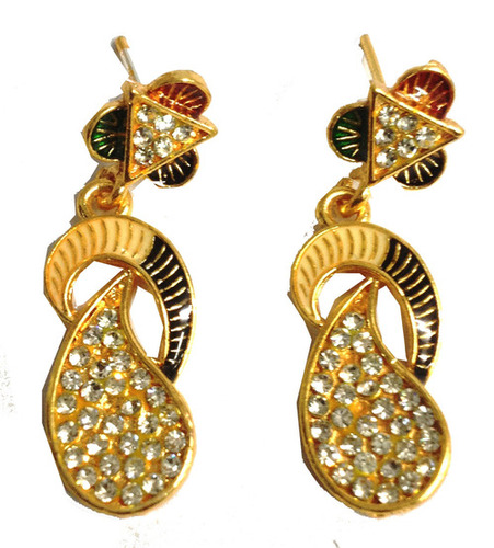Gold Plated Ear Rings
